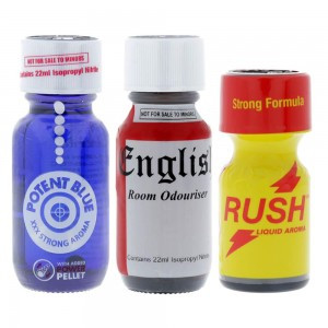 Potent Blue-English-Rush Multi