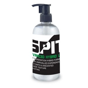 SPIT® Hybrid Water & Silicone Based Lubricant | 250ml