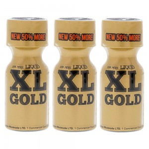 XL Liquid Gold Aromas 3 Pack