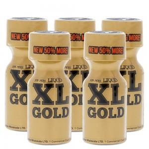XL Liquid Gold Aromas 5 Pack