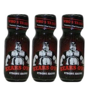 Bears Own 25ml 3 Pack