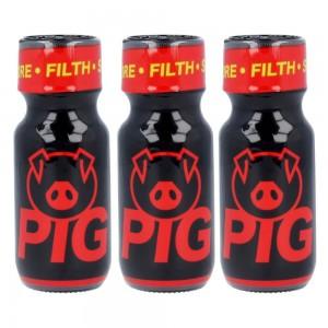 PIG 25ml 3 Pack