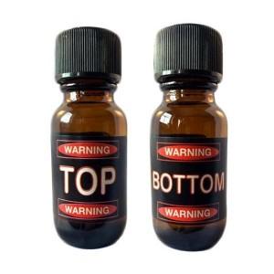 Top & Bottom Twin 25ml Pack